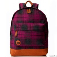 Рюкзак Mi-Pac Premium Plaid Purple