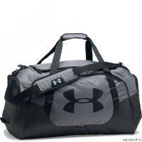 Сумка Under Armour Undeniable Duffle 3.0 MD Тёмно-серый