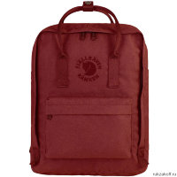 Рюкзак Fjallraven Re-Kanken Бордовый