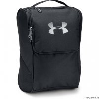 Сумка для обуви Under Armour Shoe Bag Black/Black/Silver
