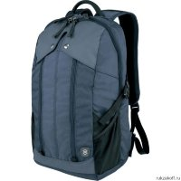 Швейцарский рюкзак Victorinox Altmont 3.0 Slimline Backpack Blue