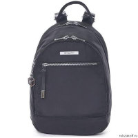 Рюкзак Hedgren HAUR07 Aura Backpack Sheen RFID Чёрный