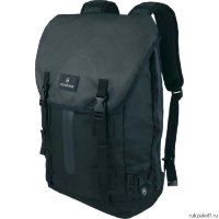 Швейцарский рюкзак Victorinox Altmont 3.0 Flapover Backpack Black