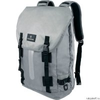 Швейцарский рюкзак Victorinox Altmont 3.0 Flapover Backpack Grey