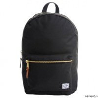 Рюкзак Herschel Settlement Black
