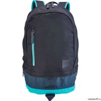 Рюкзак NIXON RIDGE BACKPACK BLACK/ARUBA