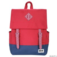 Рюкзак 8848 City Red/Navy