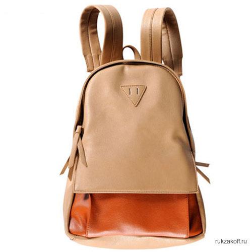 Рюкзак Lobaque коричневый